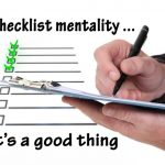 Improve Productivity with Checklists