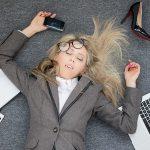 Technology overwhelm